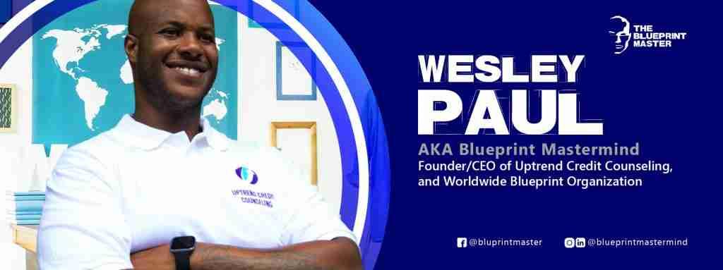 Wes Paul Blueprint Mastermind